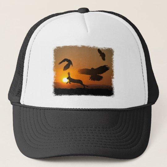 Harris Hawks Trucker Hat