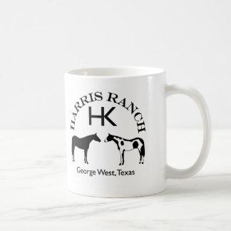 Harris Ranch Logo Mug