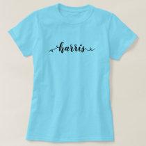 harris script T-Shirt