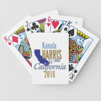 HARRIS Senate 2016 Bicycle Playing Cards