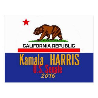 HARRIS Senate 2016 Postcard