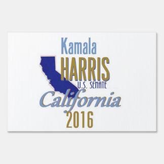 HARRIS Senate 2016 Lawn Signs