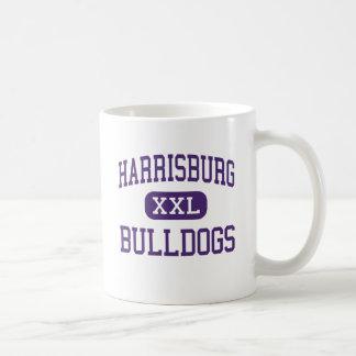 Harrisburg - Bulldogs - High - Harrisburg Illinois Coffee Mug