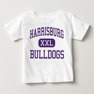 Harrisburg - Bulldogs - High - Harrisburg Illinois T-shirt