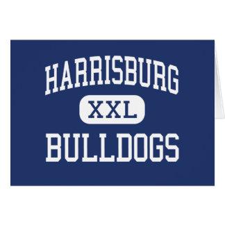 Harrisburg Bulldogs Middle Harrisburg Card