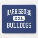 Harrisburg Bulldogs Middle Harrisburg Mousepad