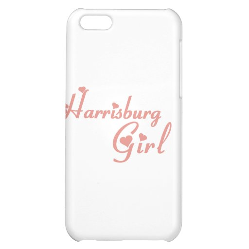 Harrisburg Girl tee shirts iPhone 5C Case