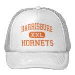 Harrisburg - Hornets - High - Harrisburg Arkansas Mesh Hat