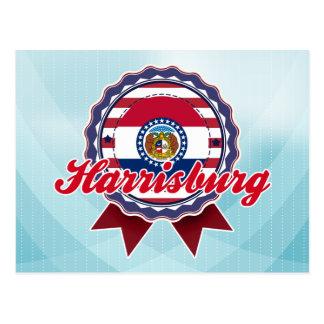 Harrisburg MES Postales
