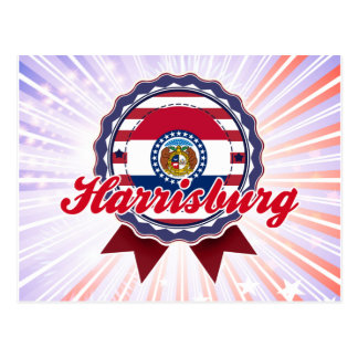 Harrisburg MES Tarjeta Postal