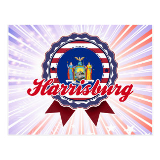 Harrisburg NY Tarjetas Postales