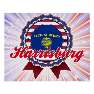 Harrisburg, O Poster