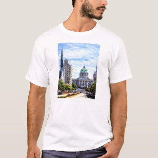 Harrisburg PA - Capitol Seen from State Street T-Shirt