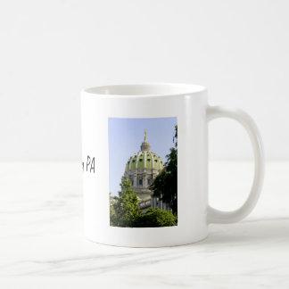 Harrisburg PA Coffee Mug