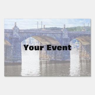 Harrisburg PA - Market Street Bridge Sign