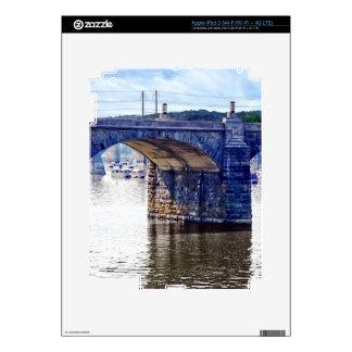 Harrisburg PA - Market Street Bridge Skin For iPad 3