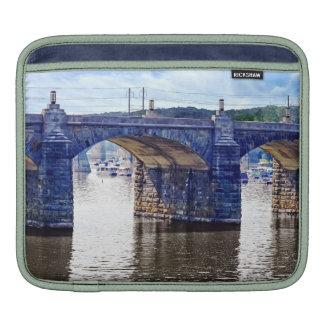 Harrisburg PA - Market Street Bridge Sleeves For iPads