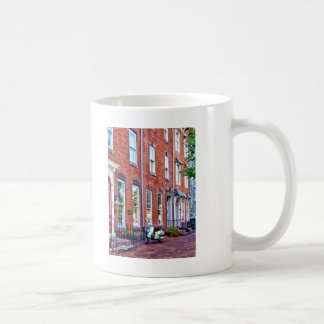 Harrisburg PA -  Moped on State St Coffee Mug