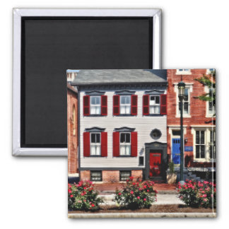 Harrisburg PA - Roses on State Street Magnet