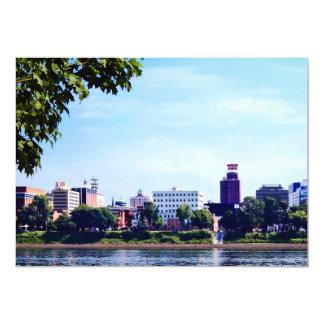 Harrisburg PA Skyline Card