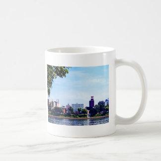 Harrisburg PA Skyline Coffee Mug