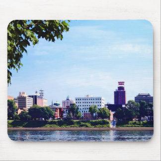Harrisburg PA Skyline Mouse Pad