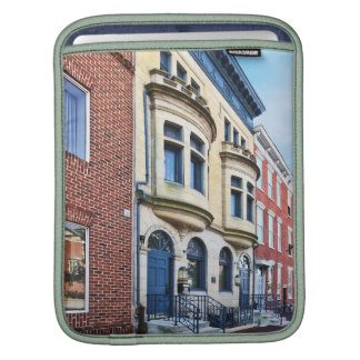 Harrisburg PA - State Street Sleeve For iPads