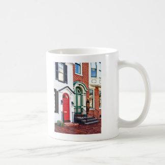 Harrisburg PA - Two Doors Coffee Mug