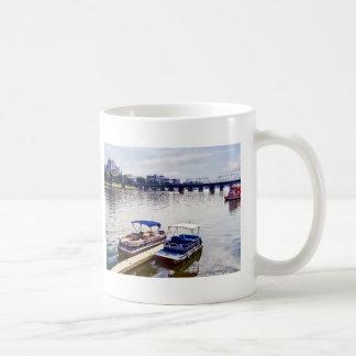 Harrisburg PA -View of Walnut Street Bridge Coffee Mug