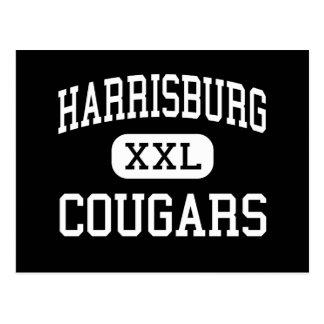 Harrisburg - pumas - alta - Harrisburg Postal