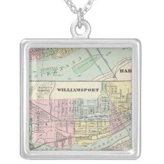Harrisburg Williamsport Erie Scranton Necklaces