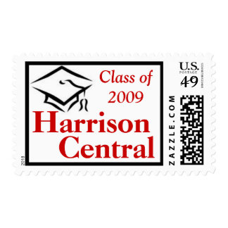 Harrison Central Class of 2009 Postage