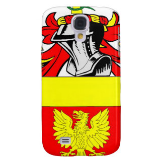 Harrison Coat of Arms Galaxy S4 Case