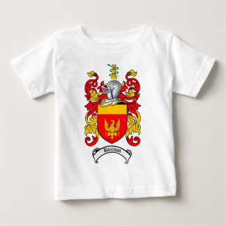 HARRISON FAMILY CREST -  HARRISON COAT OF ARMS TEE SHIRT