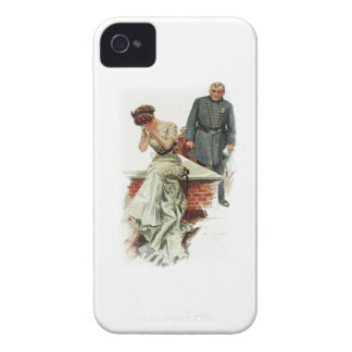 Harrison Fisher Girl When a Man Marries Jilted iPhone 4 Cover
