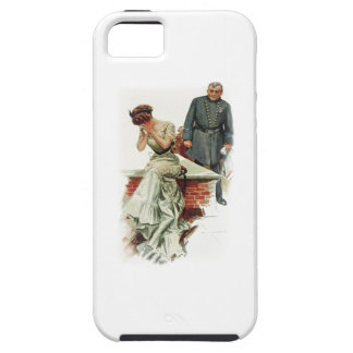 Harrison Fisher Girl When a Man Marries Jilted iPhone SE/5/5s Case