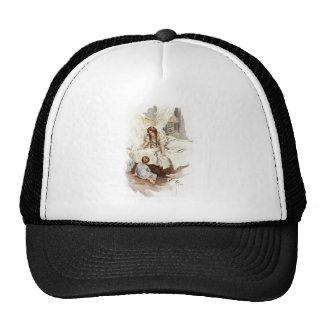 Harrison Fisher Hearts Desire Really My Mother Trucker Hat