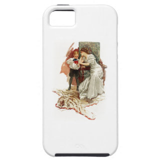 Harrison Fisher Hearts Desire This is My Age Book iPhone SE/5/5s Case