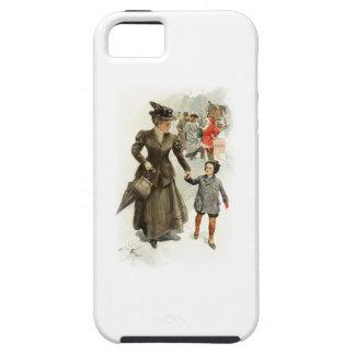 Harrison Fisher Heart's Desire Xmas Santa Claus iPhone SE/5/5s Case