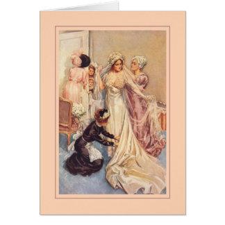 Harrison Fisher illustration Cards
