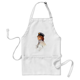 Harrison Fisher: Maid at Arms Adult Apron