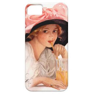 Harrison Fisher: Refreshment iPhone 5 Case