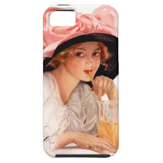 Harrison Fisher: Refreshment iPhone 5 Cover