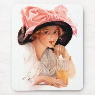 Harrison Fisher: Refreshment