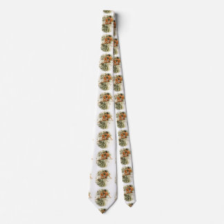 Harrison Fisher Song of Hiawatha Red Indian River Neck Tie