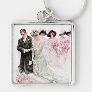 Harrison Fisher: The Wedding Keychain