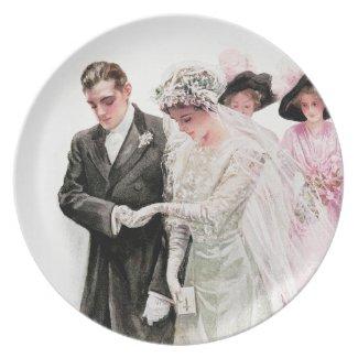Harrison Fisher: The Wedding