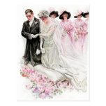 Harrison Fisher: The Wedding Postcard