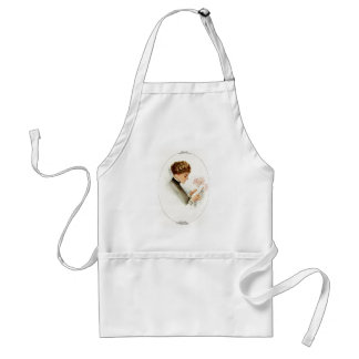 Harrison Fisher Their Heart's Desire Barbara Adult Apron