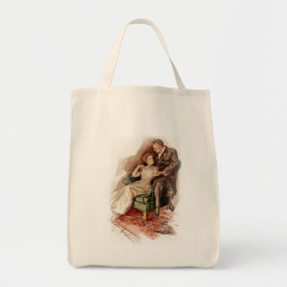 Harrison Fisher Their Heart's Desire You're Sweet Tote Bag